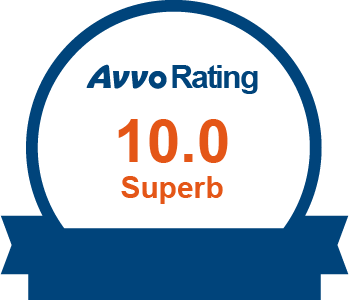 Avvo Rating Award